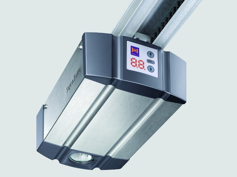 Automation and control for opening SUPRAMATIC 3 by HÖRMANN ITALIA