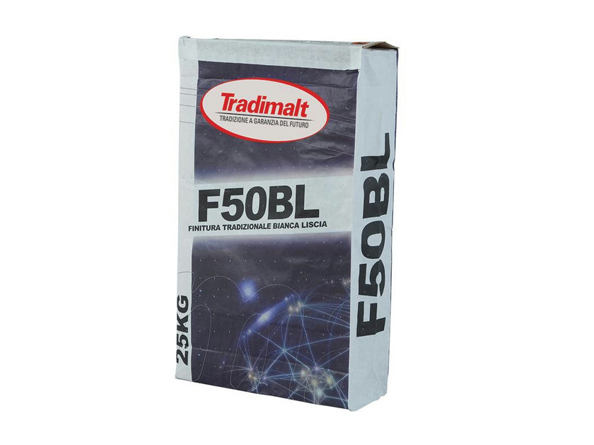Smoothing compound F50 BL by TRADIMALT
