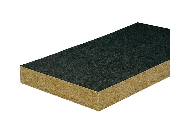 Thermal insulation sheet and panel in mineral fibre FIBRANgeo B-570 YM by Fibran