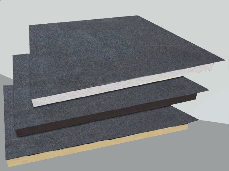 Thermal insulation panel COVERBIT/G by SULPOL