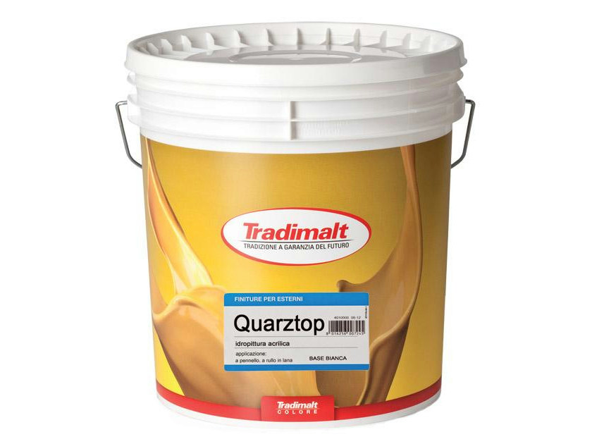 Quartz paint QUARZTOP by TRADIMALT