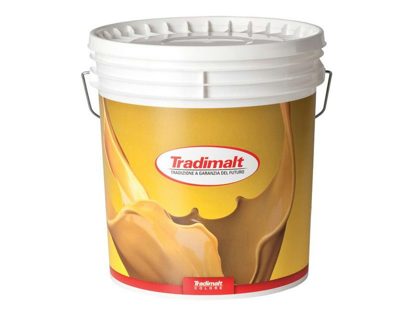 Skim coat and cementitious finish for plaster STUCCO by TRADIMALT