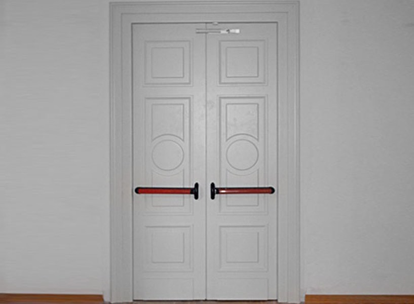 Fire door ISOFIRE®L/STAR | Fire door by Sanco