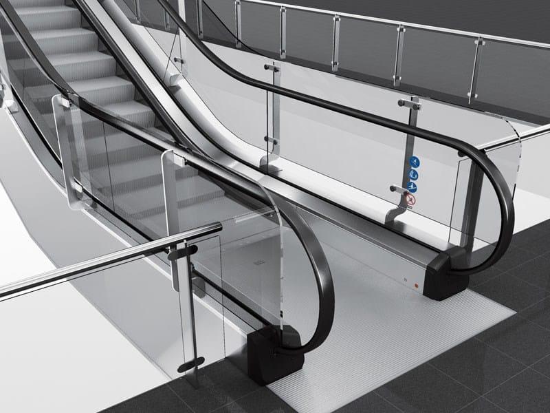 Escalator Kone Travelmaster 110 By