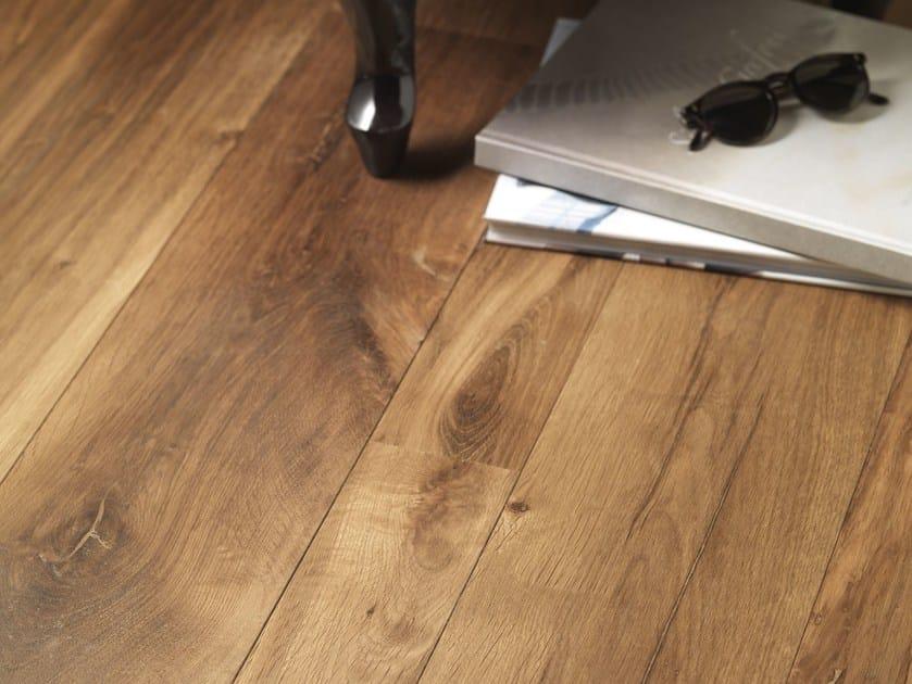Reclaimed wood parquet OLD WOOD by Devon&Devon