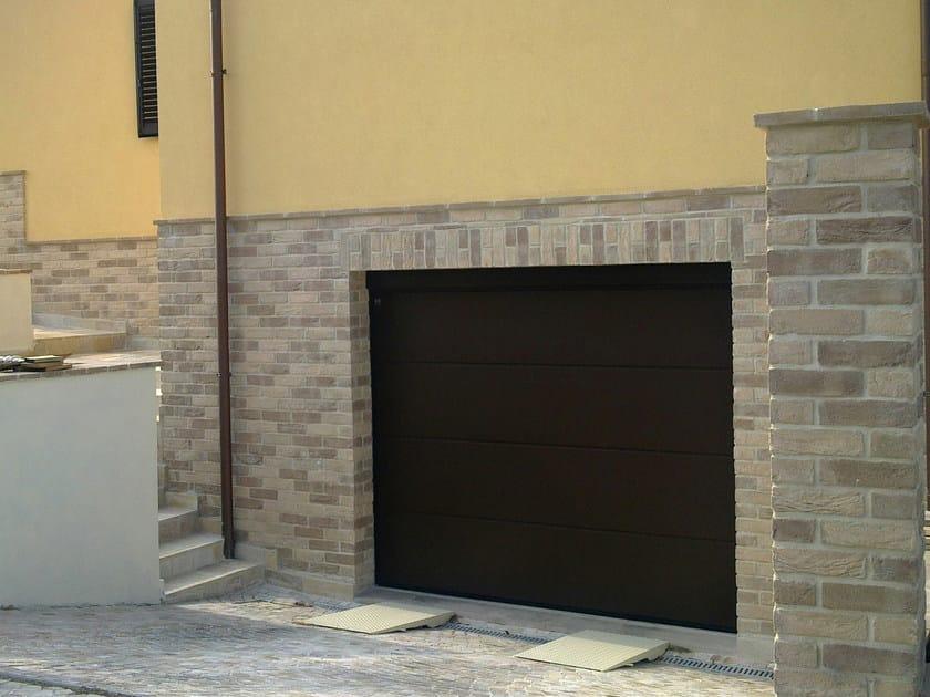 Sectional garage door EPU 40   Garage door by HÖRMANN ITALIA