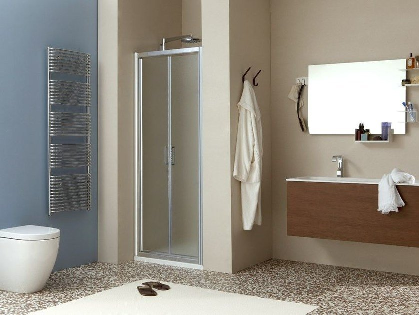 Niche shower cabin LIVE SAL by MEGIUS