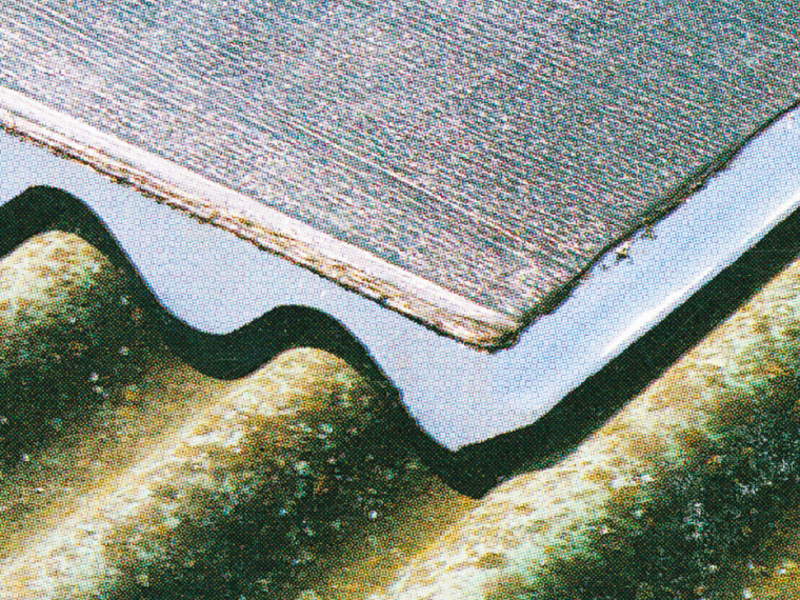 Thermal insulation panel ONDABIT/G by SULPOL