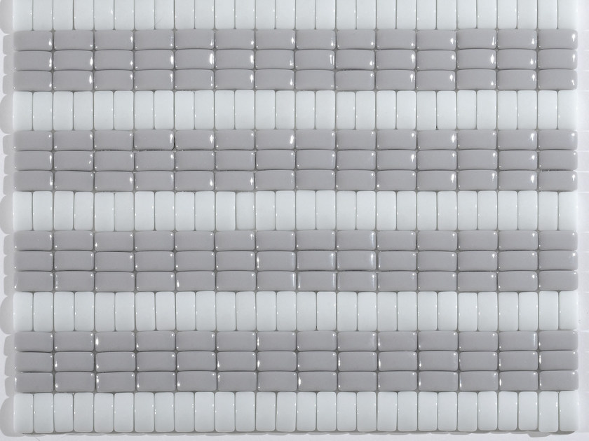 Glass Mosaic CRONO by Mosaico+