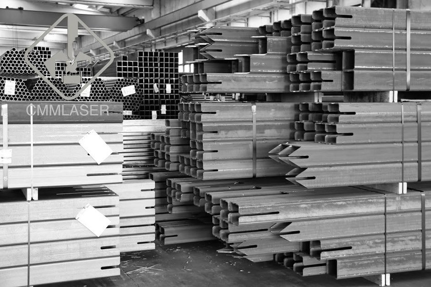 Steel building system Steel building system by CMM