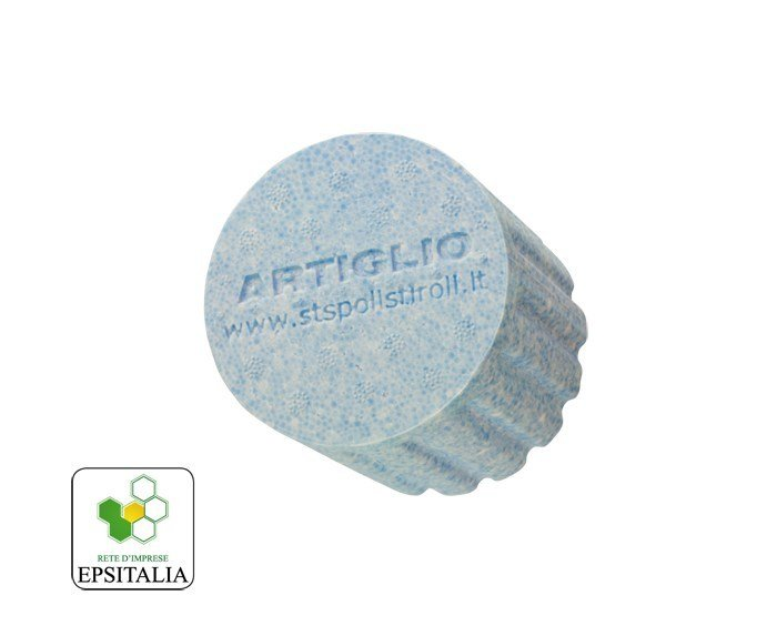 Special fixing for insulation ARTIGLIO by S.T.S. POLISTIROLI