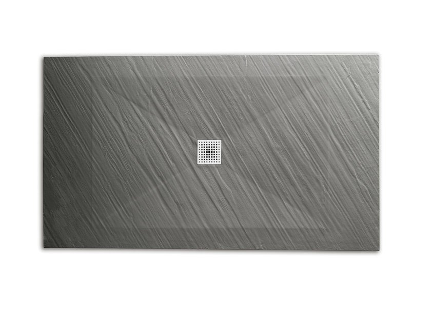 Extra flat shower tray PIANA | Shower tray by GALASSIA