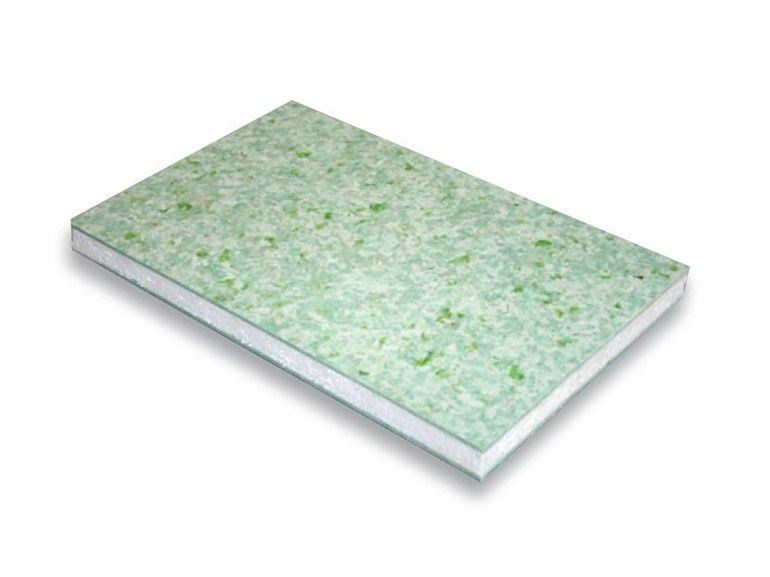 Mineral fibre Thermal insulation panel VAKUVIP BAUPLATTE by NORDTEX