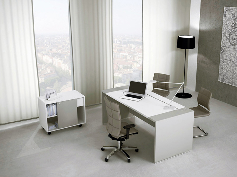 Office drawer unit with casters LOOP IN   Office drawer unit by ESTEL GROUP