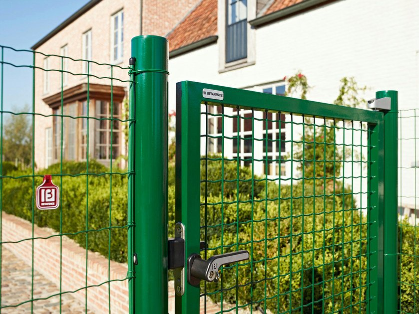 Swing gate FORTINET® by BETAFENCE ITALIA