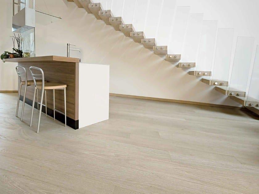 Parquet prefinito in legno classic master floor by garbelotto srl - Parquet prefinito prezzi ikea ...
