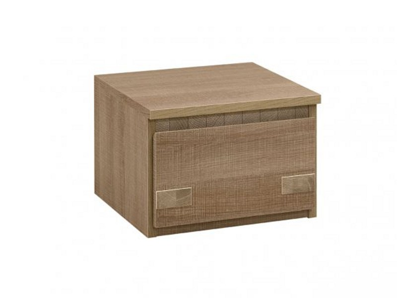 Wooden bedside table TWEED | Bedside table by GAUTIER FRANCE