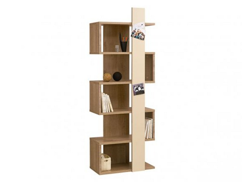 Open Freestanding kids bookcase TWEED | Kids bookcase by GAUTIER FRANCE