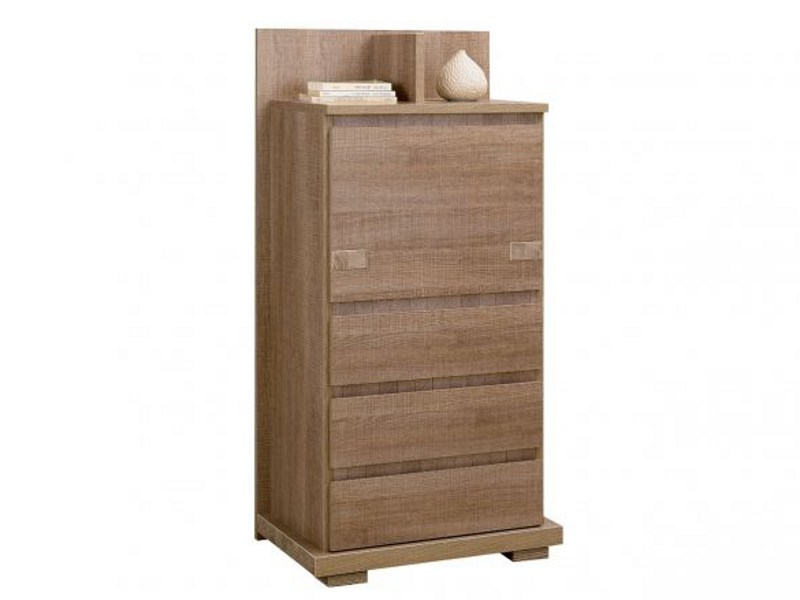 Wooden chest of drawers TWEED | Chest of drawers by GAUTIER FRANCE