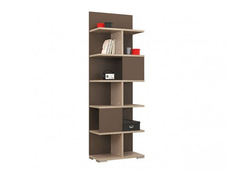 Wall-mounted bookcase TACTIL | Bookcase by GAUTIER FRANCE