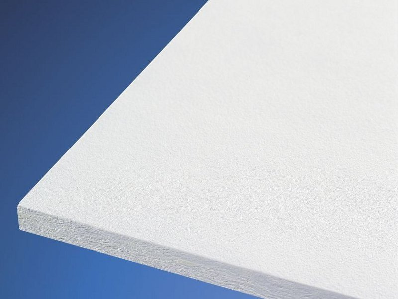 Sound absorbing ceiling tiles PARAFON HYGIEN by Armstrong