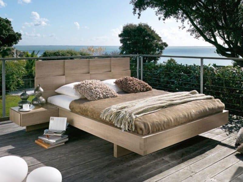 mervent double bed by gautier france. Black Bedroom Furniture Sets. Home Design Ideas