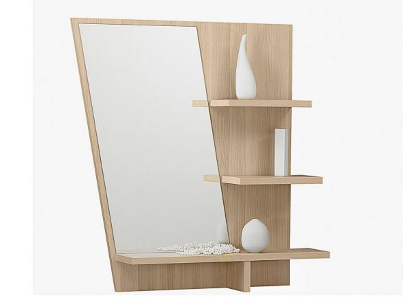 Contemporary style mirror SHANNON | Mirror by GAUTIER FRANCE