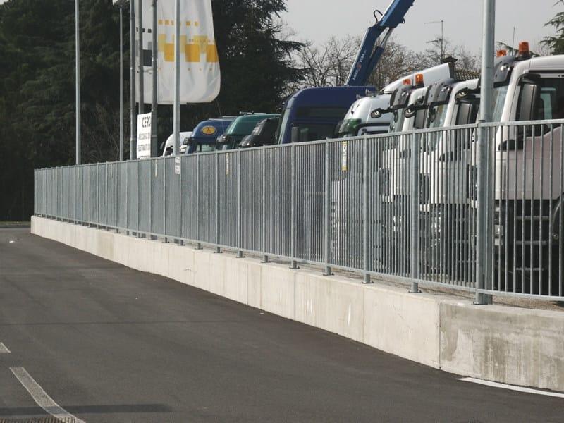 Steel Fence CISAR by GRIGLIATI BALDASSAR