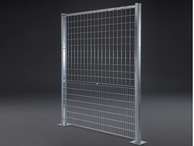 Modular steel Fence OLIMPIA by GRIGLIATI BALDASSAR