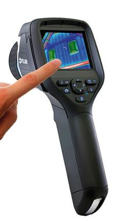 Измерительный инструмент контрольный инструмент инструмент для  Измерительный инструмент контрольный инструмент инструмент для термографических исследований ИК инструмент flir e40bx by flir systems