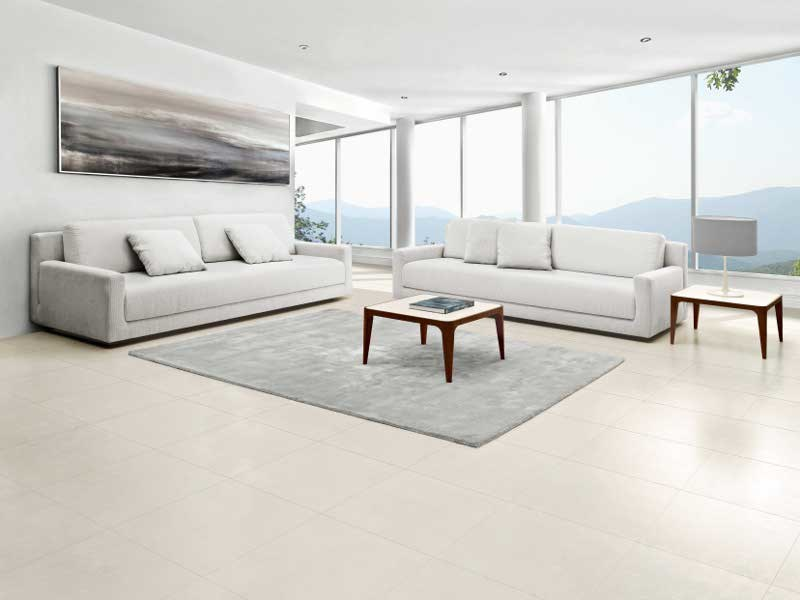 Glazed stoneware flooring VISION by Love Tiles