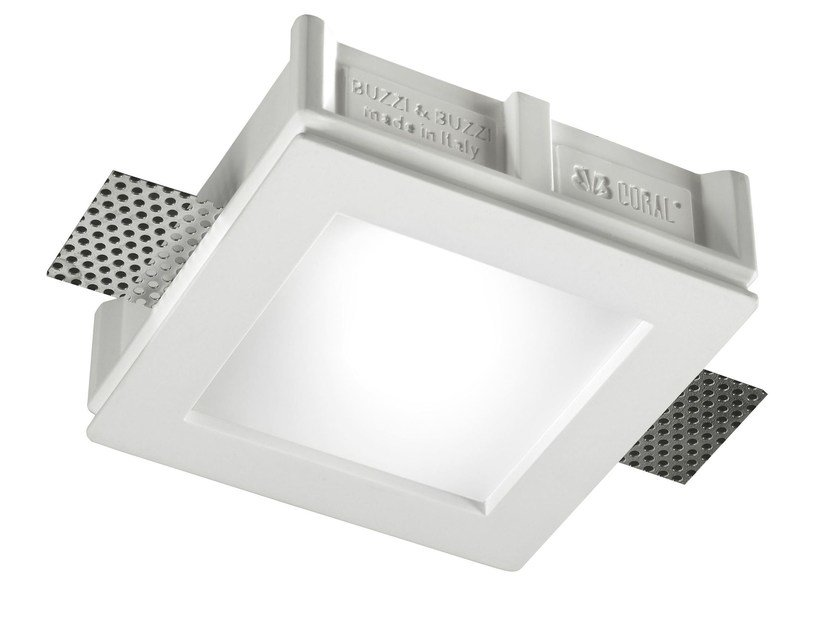 Ceiling recessed spotlight LYS by Buzzi & Buzzi