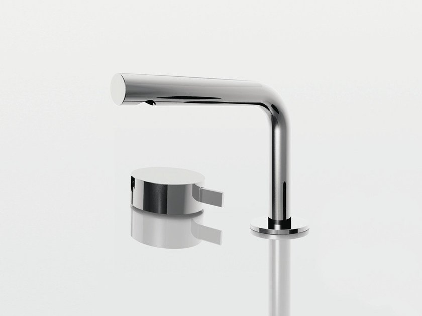 2 hole countertop washbasin mixer AF/21 | 2 hole washbasin mixer by ABOUTWATER