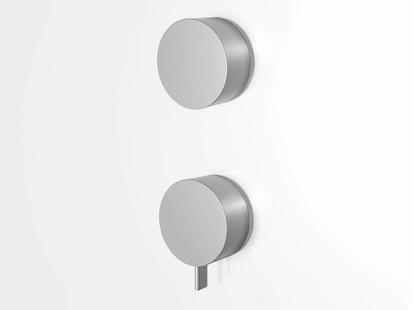 2 hole shower mixer with diverter AF/21 | Shower mixer with diverter by ABOUTWATER