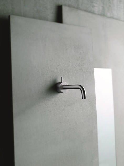 AF/21   Miscelatore per lavabo a muro