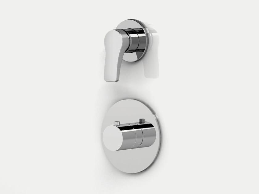 2 hole thermostatic shower/bathtub mixer AL/23 | 2 hole thermostatic shower mixer by ABOUTWATER