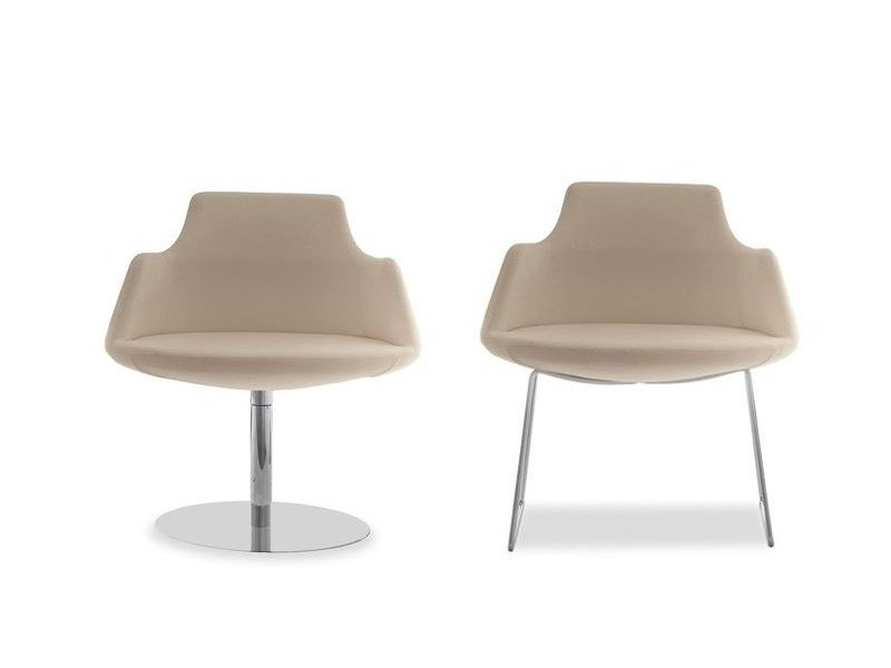 Polyurethane easy chair ANTHEIA 049 by Tonon