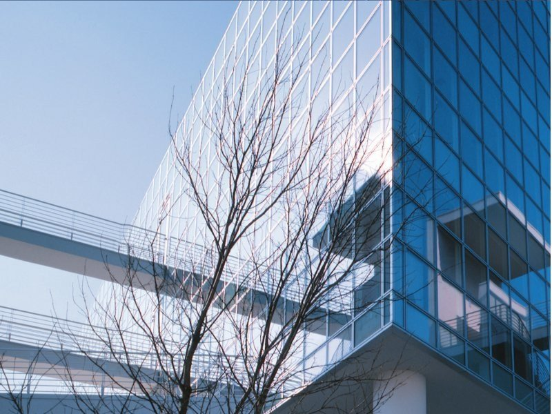 Self-cleaning glass BIOCLEAN® by Saint Gobain Glass