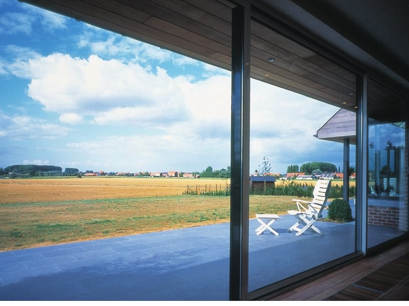 Insulated low-e glass CLIMAPLUS® ULTRA N by Saint Gobain Glass
