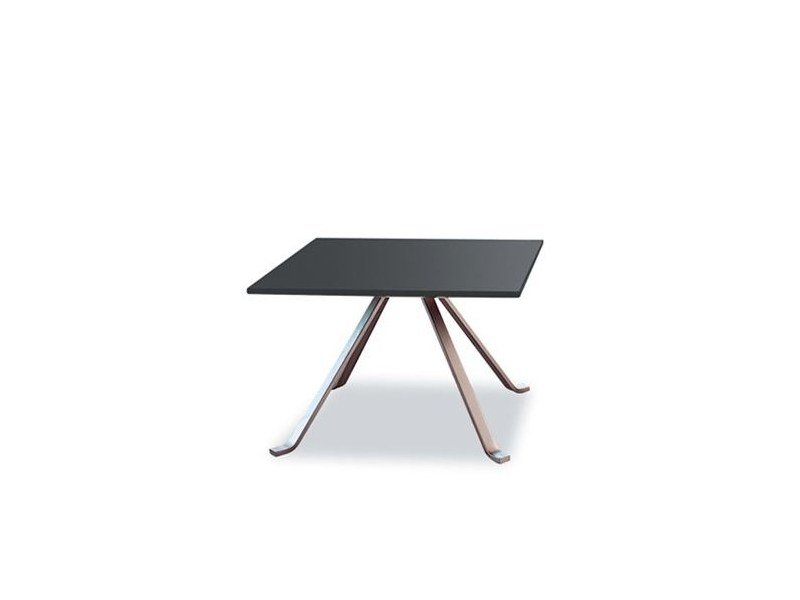 Square coffee table WAVE 901 | Coffee table by Tonon
