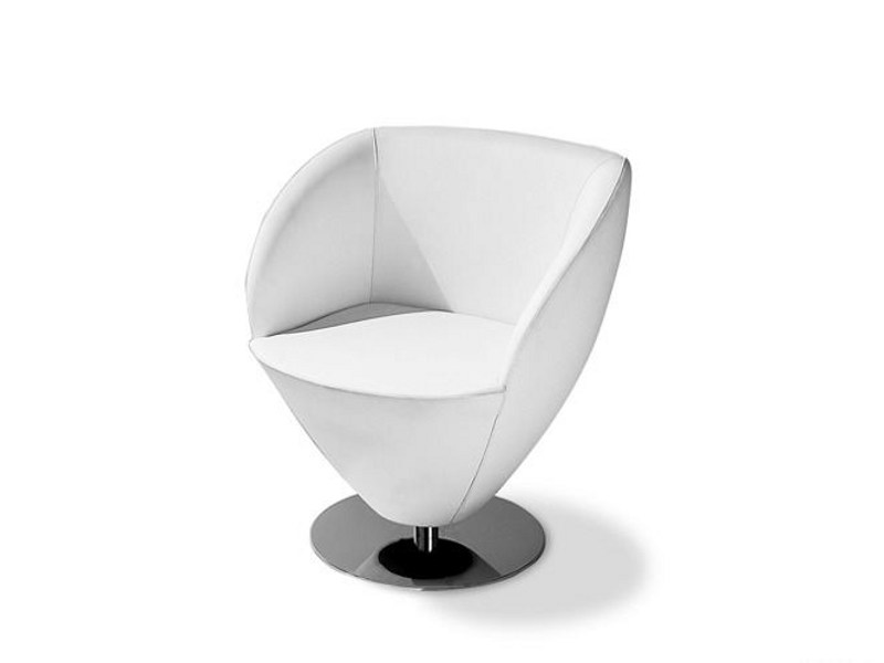 Design swivel armchair STAGE 061 by Tonon