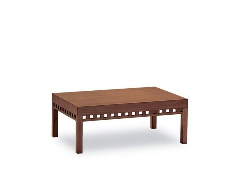 Low rectangular coffee table EPISODES 318 | Coffee table by Tonon