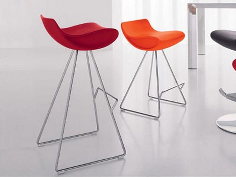 Polyurethane stool MEGGY | Polyurethane stool by Italy Dream Design