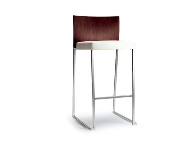High stackable stool BRAND 912 | Stool by Tonon