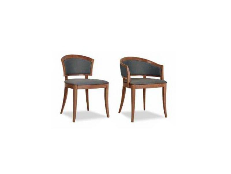Beech chair FRAGRANCES 798 by Tonon