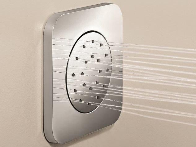 Built-in adjustable side shower Adjustable side shower by Fantini Rubinetti