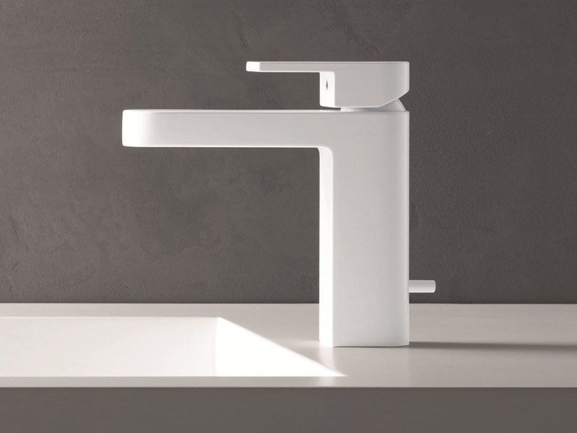 Countertop 1 hole washbasin mixer MARE | Painted-finish washbasin mixer by Fantini Rubinetti