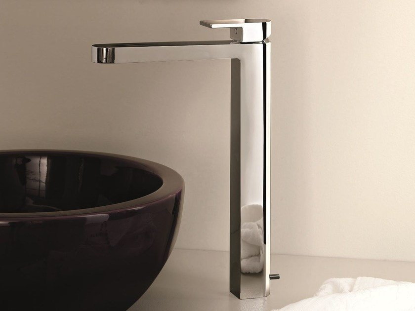 Countertop 1 hole washbasin mixer MARE | Countertop washbasin mixer by Fantini Rubinetti