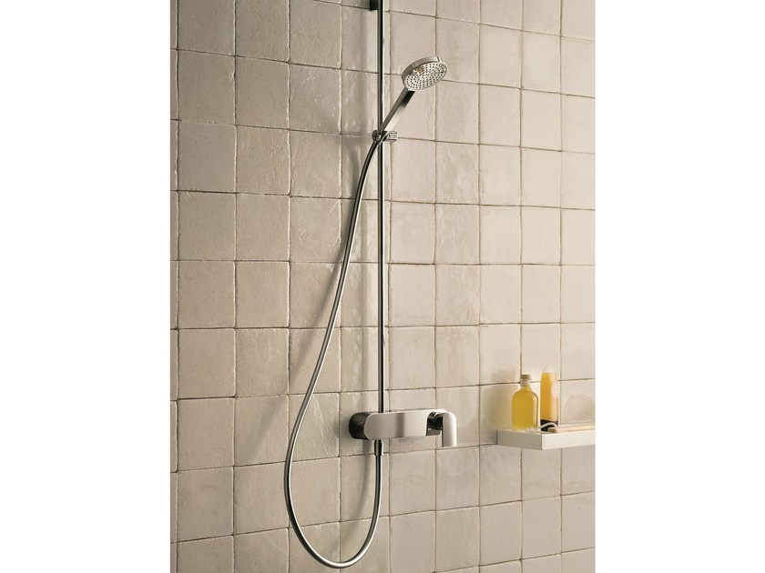 Single handle shower mixer with hand shower MARE | Shower mixer with hand shower by Fantini Rubinetti