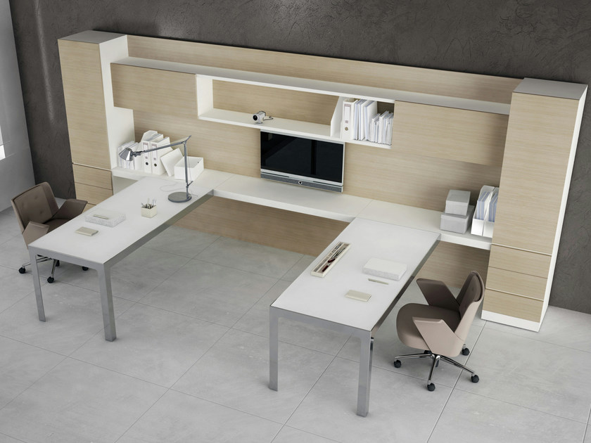 Office shelving WORKWALL by ESTEL GROUP